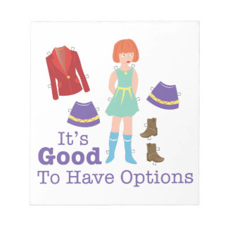 Have Options Notepad
