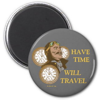 Have Time Magnet