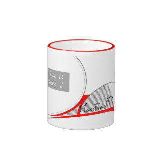 Have U Been 2 - MontrealRED Coffee Mug