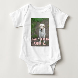 HAVE YOU BEEN NAUGHTY... BABY BODYSUIT
