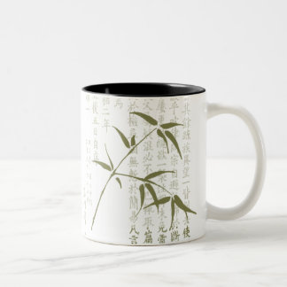 Have you done your Qigong today? Two-Tone Coffee Mug