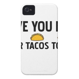 Have you had your tacos today iPhone 4 covers