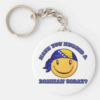 Have you hugged a Bosnian today? Keychain
