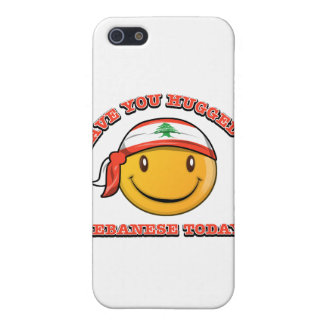 Have you hugged a Lebanese today? iPhone 5 Cover