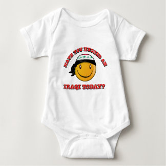 Have you hugged an Iraqi today? Baby Bodysuit