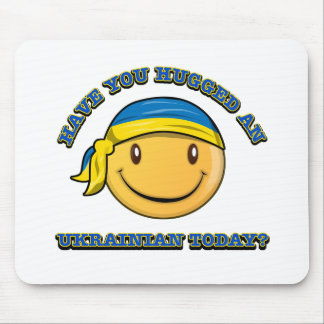 Have you hugged an Ukrainian today? Mouse Pad