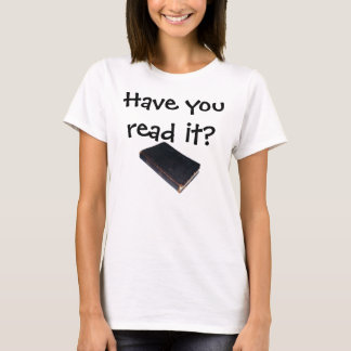 Have you read it? It's Life-Changing! Scripture T-Shirt