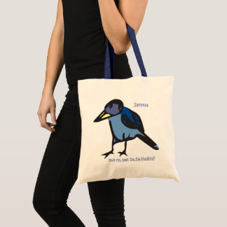have you seen Joe? Birdie Tote Bag
