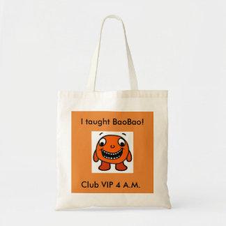 Have you taught BaoBao? Tote Bag