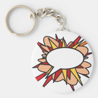 HAVE YOUR SAY! KEYCHAIN