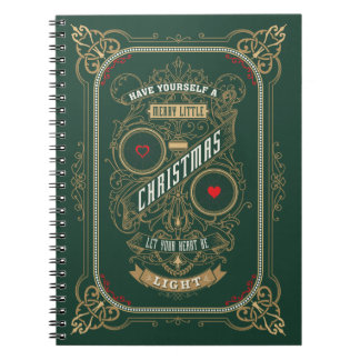 Have Yourself a Merry Little Christmas Notebooks