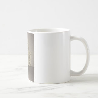 Havel and Reed Over the Fireplace Mug