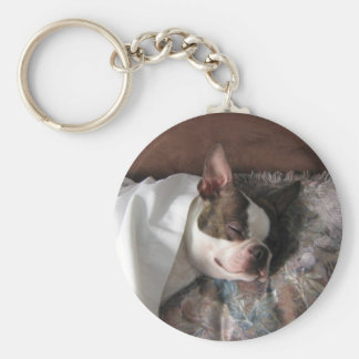 Having a Snooze Basic Round Button Keychain