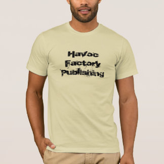 Havoc Factory Publishing t-shirt