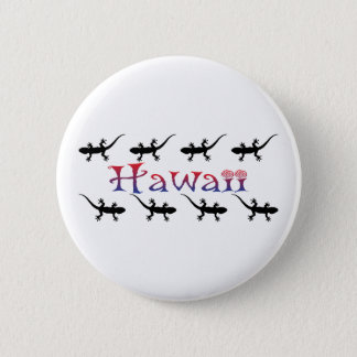 hawai geckos 2 inch round button