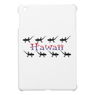 hawai geckos iPad mini cases