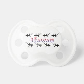 hawai geckos pacifier