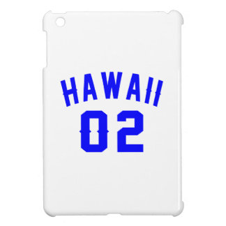 Hawaii 02 Birthday Designs iPad Mini Case