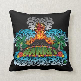 "Hawaii 16"" X 16"" Cotton Pillow"