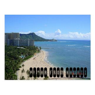 hawaii[1], Aloha from Hawaii Postcard
