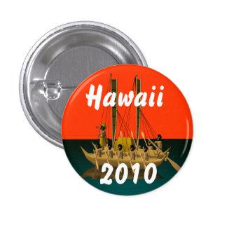 Hawaii 2010 1 inch round button