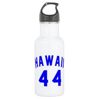 Hawaii 44  Birthday Designs 532 Ml Water Bottle