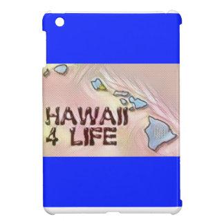 """Hawaii 4 Life"" State Map Pride Design iPad Mini Cases"