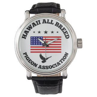Hawaii All Breed Pigeon Association Watch