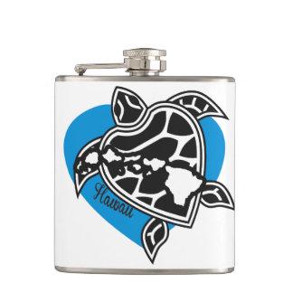 Hawaii Aloha Flask