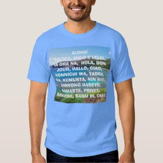 Hawaii Aloha Tee Shirt