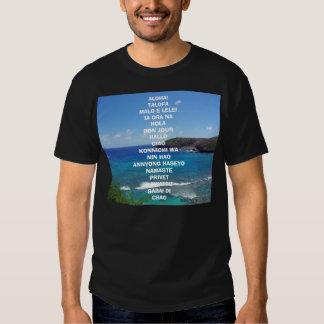 Hawaii Aloha Tee Shirts