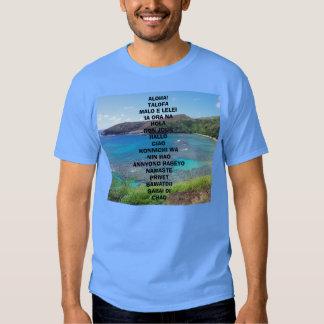 Hawaii Aloha Tshirts