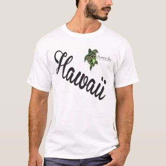 Hawaii Aloha Turtle Shirt