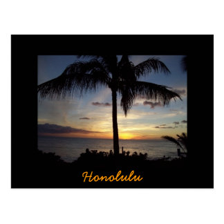 Hawaii Anyone, Honolulu Postcard