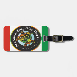 Hawaii Bay Dive Tours Luggage Tag