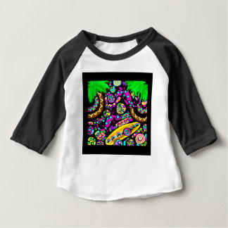 HAWAII  BEACH ART BABY T-Shirt