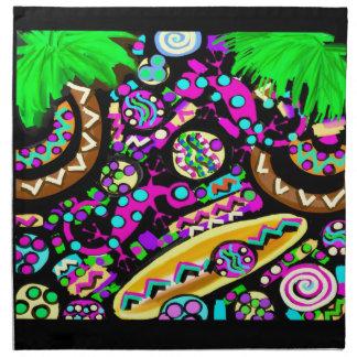 HAWAII  BEACH ART NAPKIN