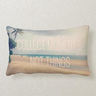 Hawaii Beach Collect Moments Pillow