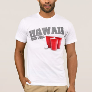 Hawaii Beer Pong T-Shirt