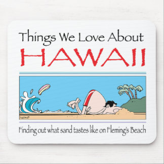 Hawaii by Harrop-T-b Mouse Pad