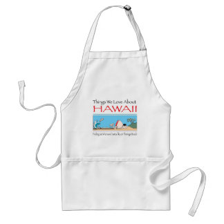Hawaii by Harrop-T-b Standard Apron