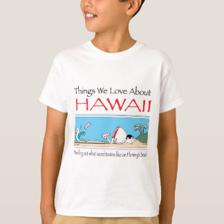 Hawaii by Harrop-T-b T-Shirt