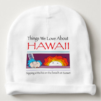 Hawaii by Harrop-T-c Baby Beanie
