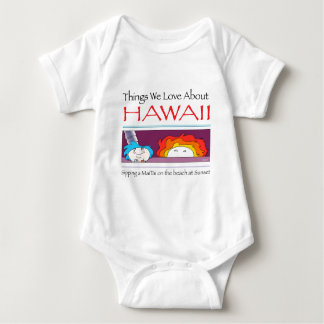 Hawaii by Harrop-T-c Baby Bodysuit