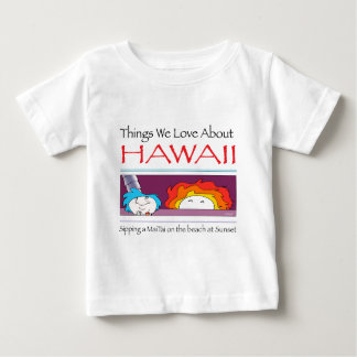 Hawaii by Harrop-T-c Baby T-Shirt