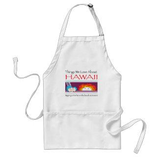 Hawaii by Harrop-T-c Standard Apron