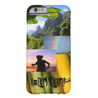 Hawai'i Calls Barely There iPhone 6 Case