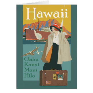 Hawaii Calls Card