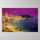 Hawaii Coast Poster