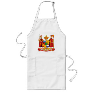 Hawaii Coat of Arms Apron